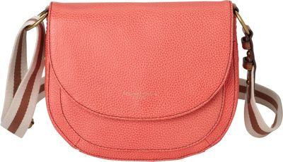 Tignanello The Explorer Saddle Bag Sienna - Tignanello Leather Handbags