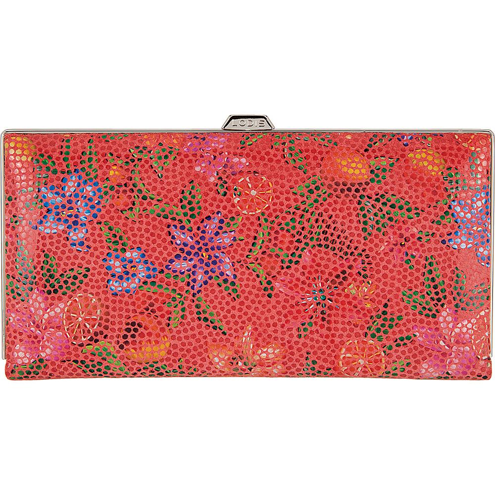 Lodis Fruitilicious Quinn Clutch Wallet Cherry - Lodis Womens Wallets - Women's SLG, Women's Wallets