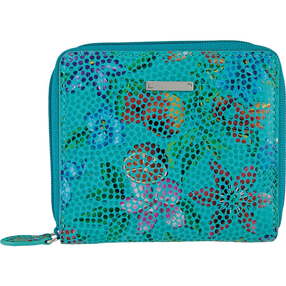 Lodis Fruitilicious Amaya Zip French Wallet Twilight - Lodis Womens Wallets - Women's SLG, Women's Wallets
