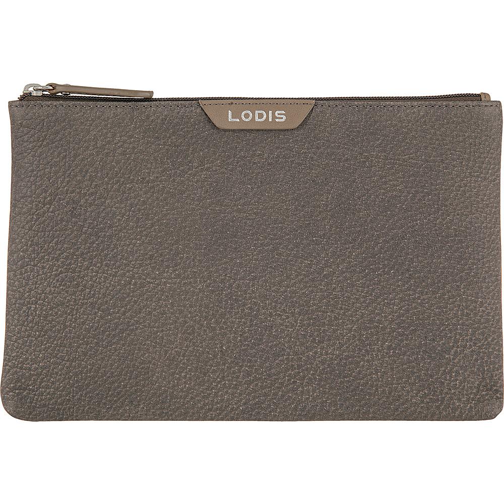 Lodis Gijon Flat pouch Black - Lodis Womens Wallets - Women's SLG, Women's Wallets