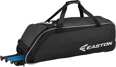 Easton E510W Wheeled Equipment Bag Black - Easton Gym Bags