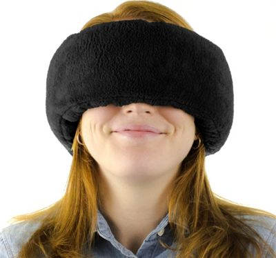 Wrap-a-Nap Travel Pillow, Sleep Mask & Earmuff The Execut...