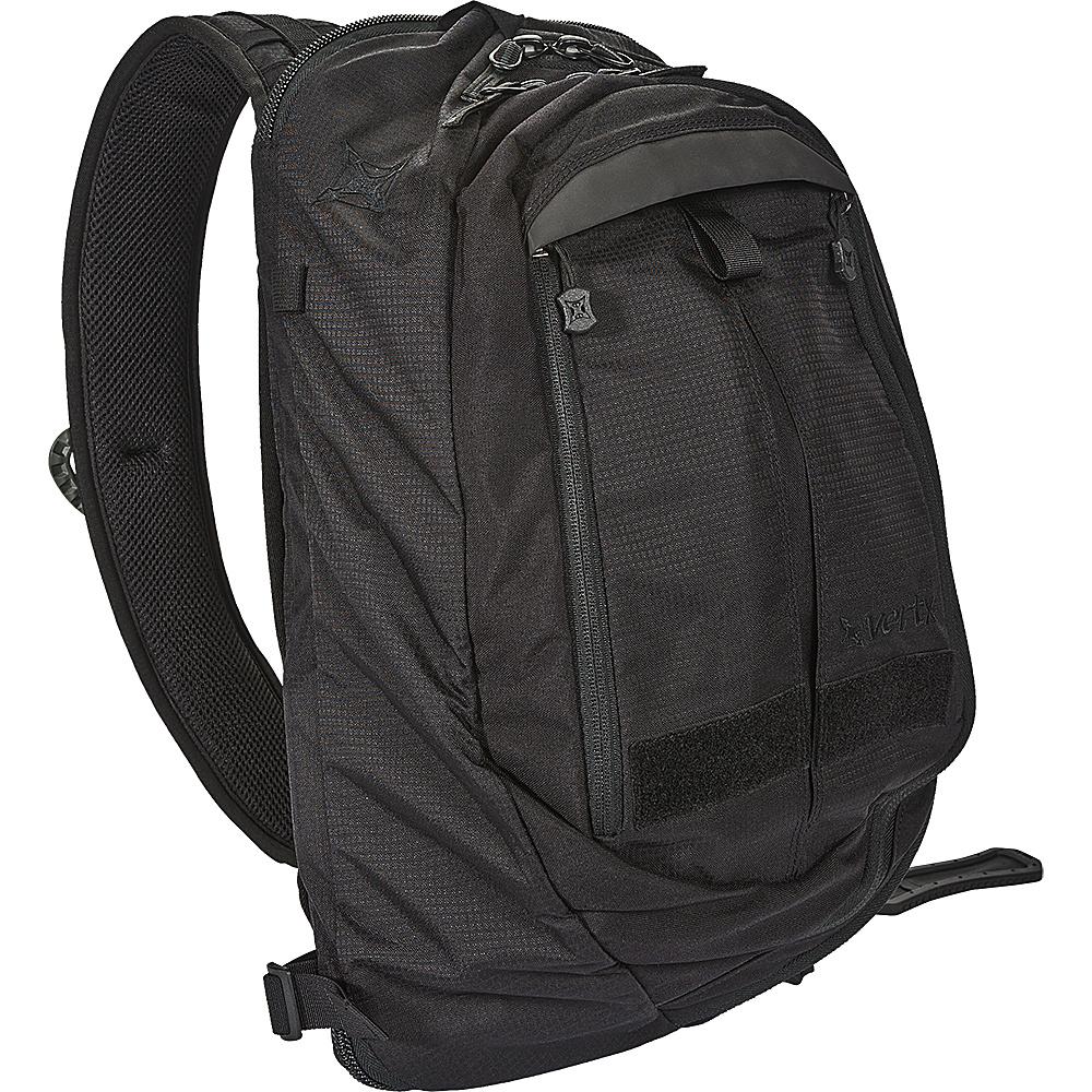 Vertx EDC Commuter Sling Slim Line Single Sling Pack Black - Vertx Tactical - Outdoor, Tactical