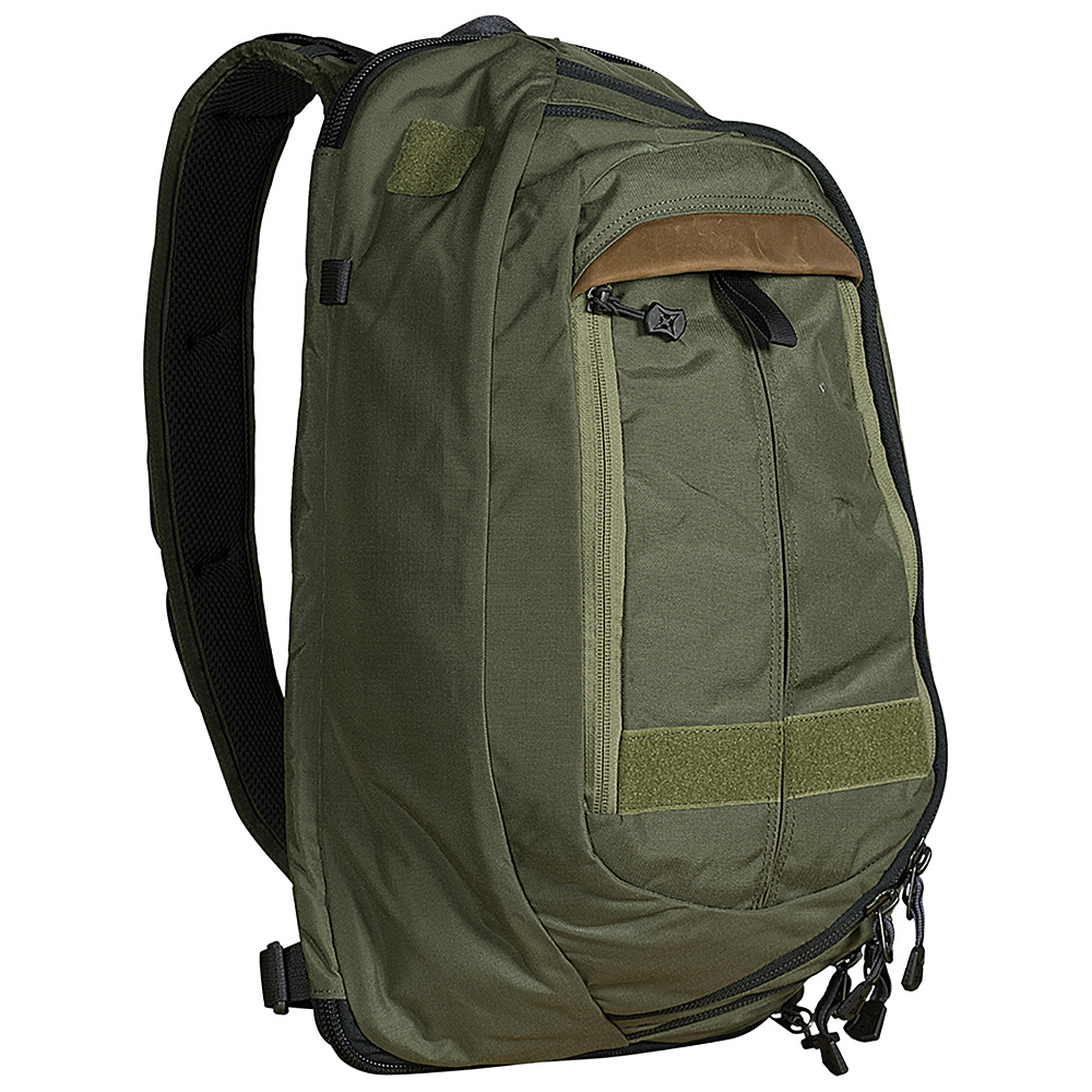 Vertx EDC Commuter Sling Slim Line Single Sling Pack Loden Green - Vertx Tactical - Outdoor, Tactical