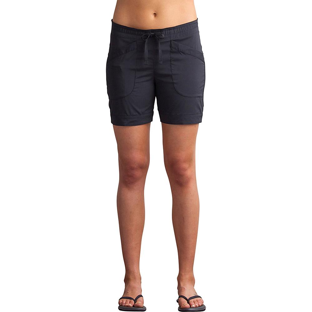 ExOfficio Womens Sol Cool Short 12 - Black - ExOfficio Womens Apparel - Apparel & Footwear, Women's Apparel