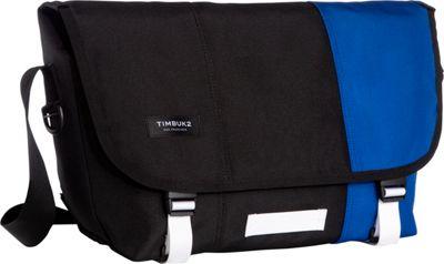 Timbuk2 Classic Messenger Dip - Medium Jet Black Dip - Timbuk2 Messenger Bags