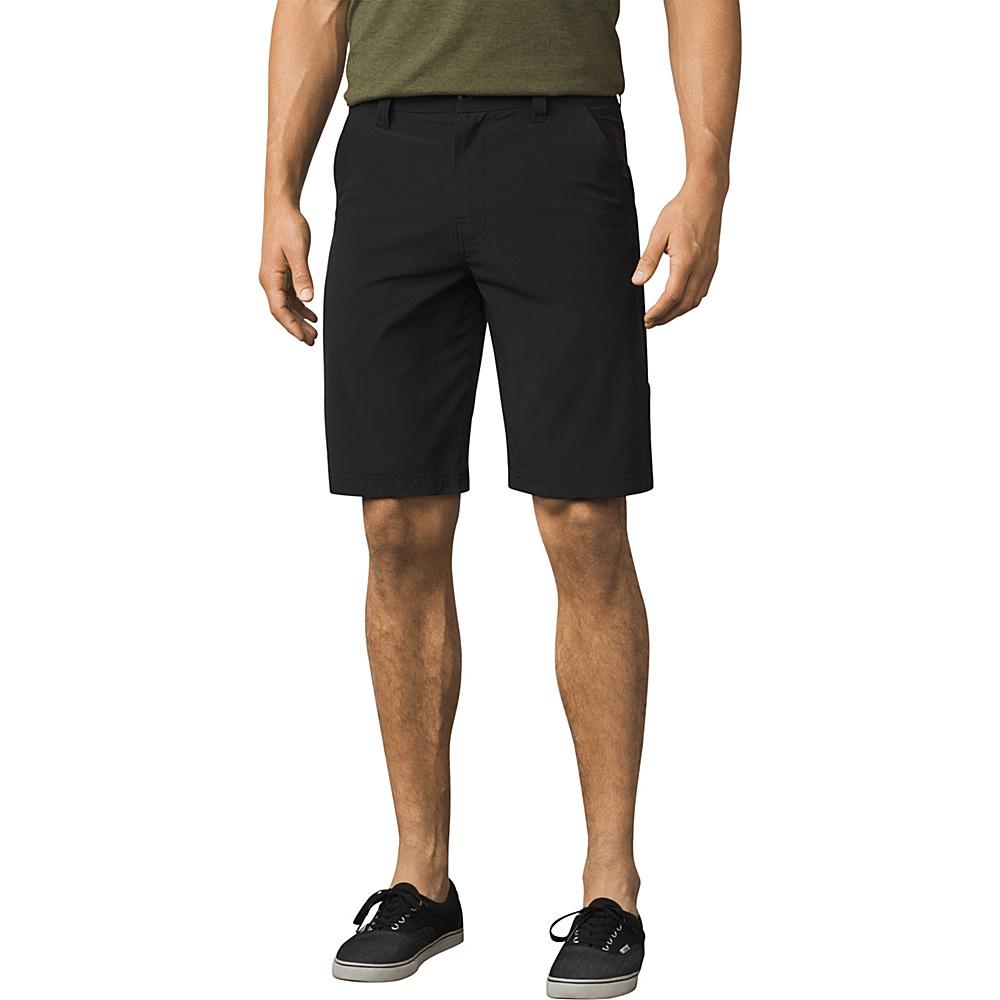 PrAna Ansa Short 30 - 11in - Black - PrAna Mens Apparel - Apparel & Footwear, Men's Apparel