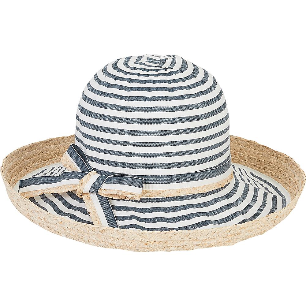 Sun N Sand Ribbons Hat Cream - Sun N Sand Hats - Fashion Accessories, Hats