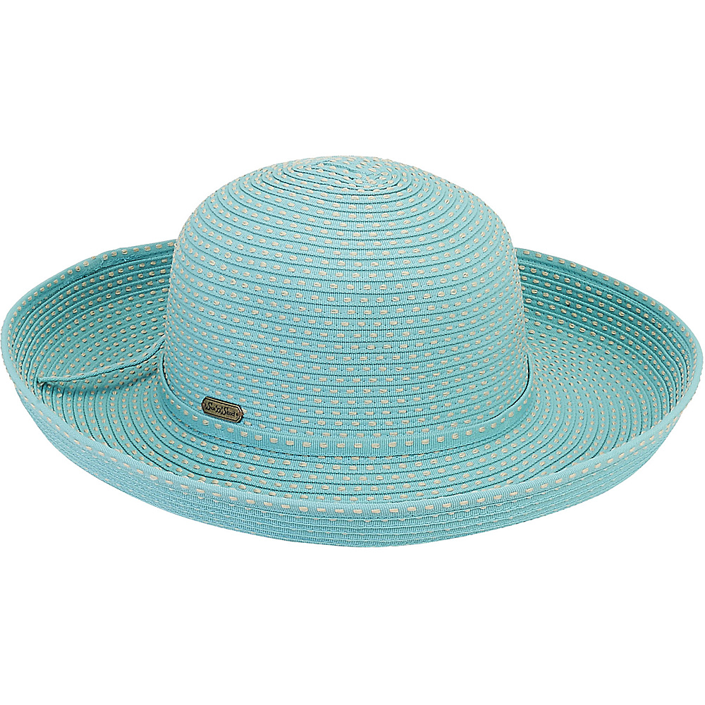Sun N Sand Ribbons Hat Blue - Sun N Sand Hats - Fashion Accessories, Hats