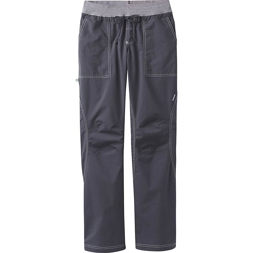 PrAna Drew Pant S - Coal - PrAna Womens Apparel - Apparel & Footwear, Women's Apparel