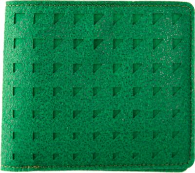 Mad Rabbit Kicking Tiger Diego Wallet Forest Green - Mad Rabbit Kicking Tiger Men's Wallets