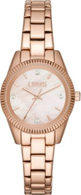Chaps Neely Three-Hand Watch Rose Gold - Chaps Watches