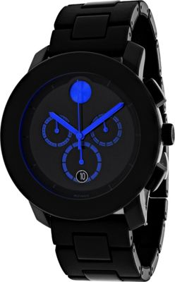 Movado Watches Men's Bold Watch Black - Movado Watches Watches