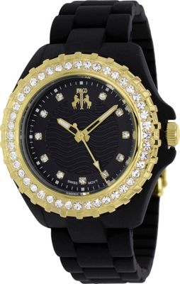 Jivago Watches Women's Cherie Watch Black - Jivago Watches Watches