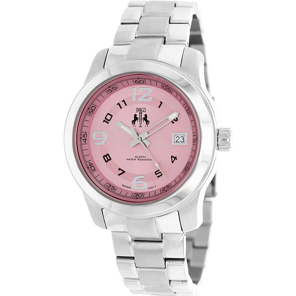 Jivago Watches Women s Infinity Watch Pink Jivago Watches Watches
