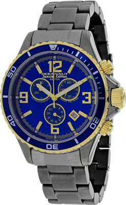 Oceanaut Watches Men's Baltica Special Edition Watch Blue - Oceanaut Watches Watches