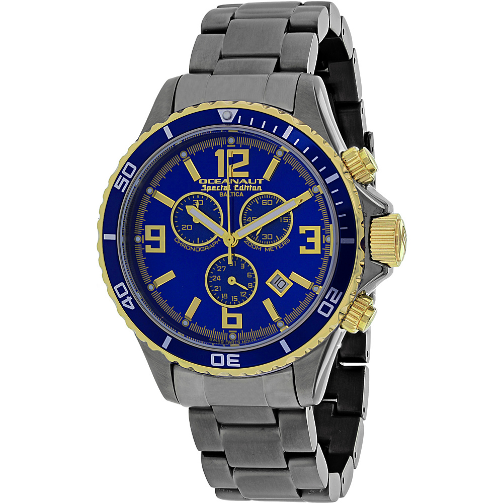 Oceanaut Watches Men s Baltica Special Edition Watch Blue Oceanaut Watches Watches