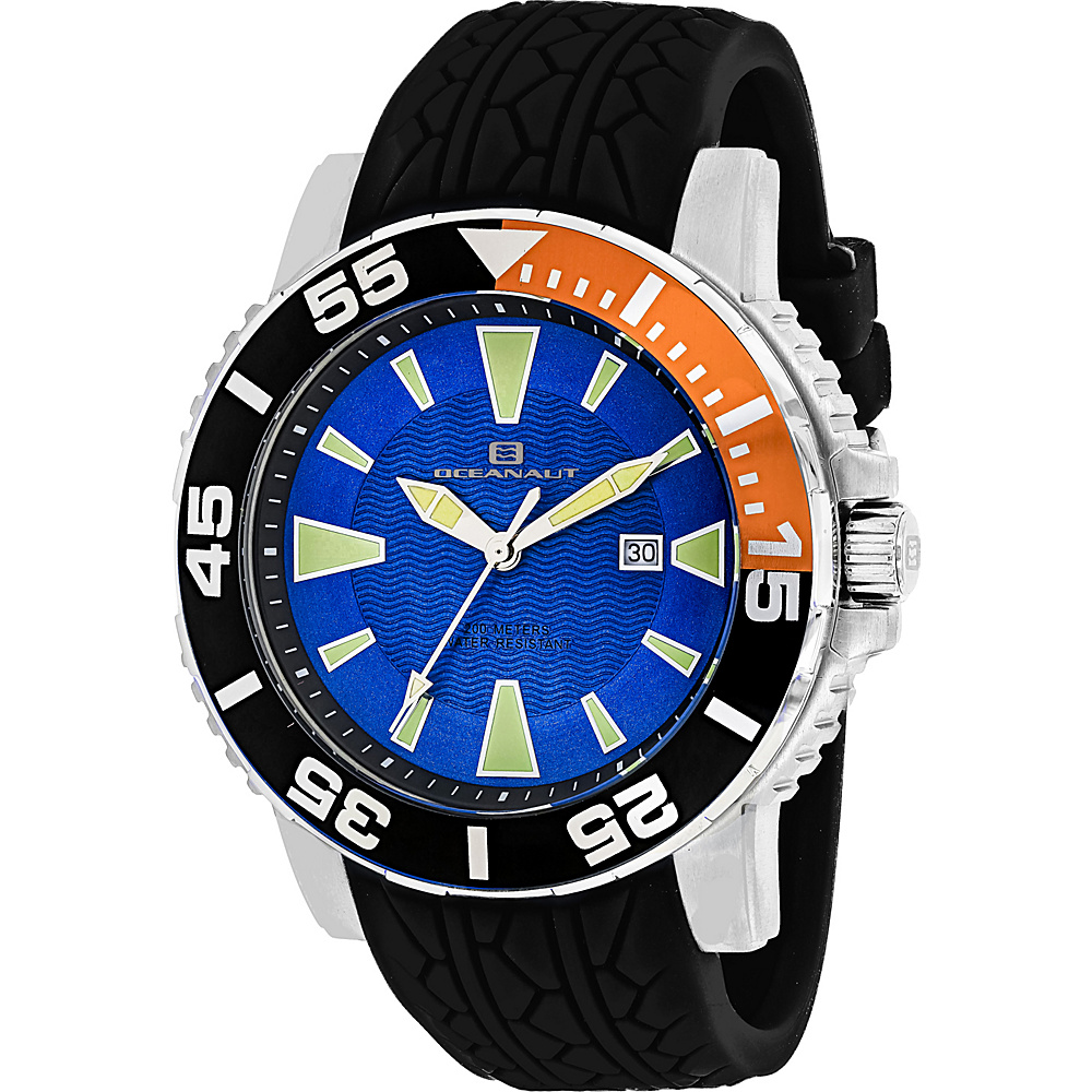 Oceanaut Watches Men s Marletta Watch Blue Oceanaut Watches Watches