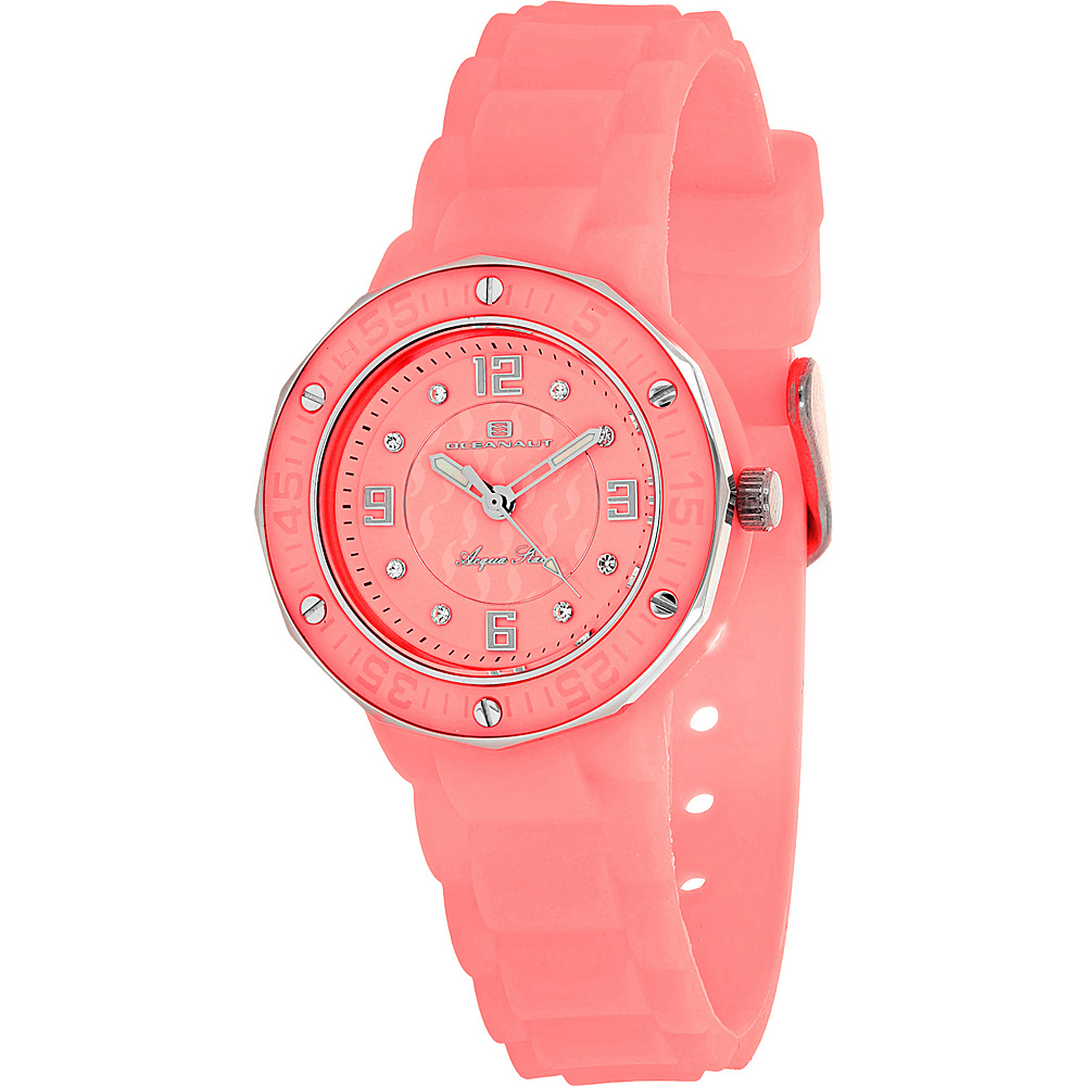 Oceanaut Watches Women s Acqua Star Watch Pink Oceanaut Watches Watches