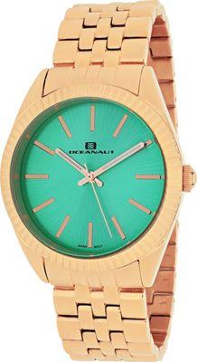 Oceanaut Watches Women's Chique Watch Green - Oceanaut Watches Watches
