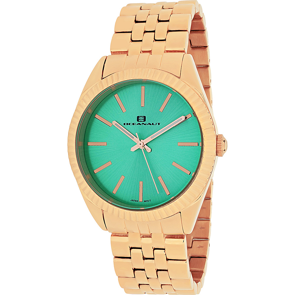 Oceanaut Watches Women s Chique Watch Green Oceanaut Watches Watches