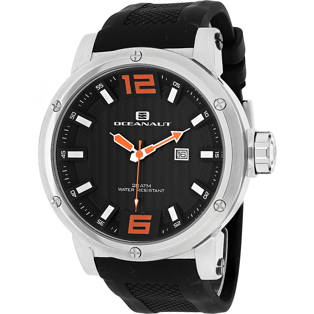 Oceanaut Watches Men s Spider Watch Black Oceanaut Watches Watches