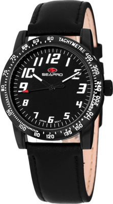Seapro Watches Women's Bold Watch Black - Seapro Watches Watches