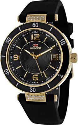 Seapro Watches Women's Seductive Watch Black - Seapro Watches Watches