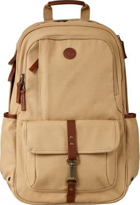 Timberland Wallets Walnut Hill Backpack Khaki - Timberland Wallets Laptop Backpacks