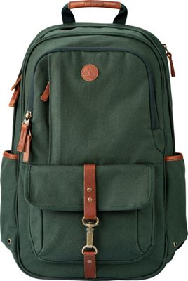 Timberland Wallets Walnut Hill Backpack Olive - Timberland Wallets Laptop Backpacks