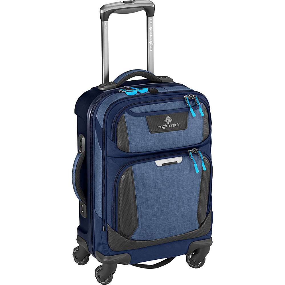 Eagle Creek Tarmac AWD Carry-On Slate Blue - Eagle Creek Softside Carry-On - Luggage, Softside Carry-On