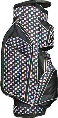 Taboo Fashions Monaco Lightweight Cart Bag City Lights - Taboo Fashions Golf Bags