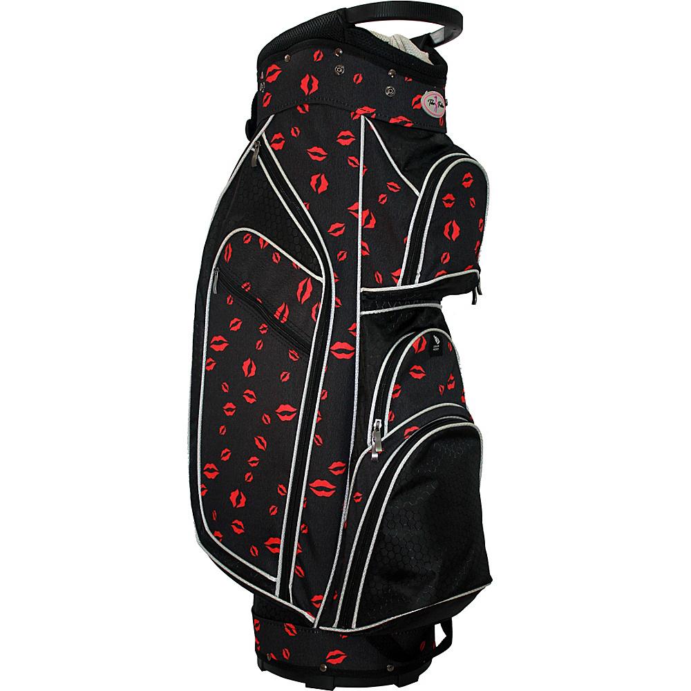 Taboo Fashions Monaco Lightweight Cart Bag Temptation - Taboo Fashions Golf Bags