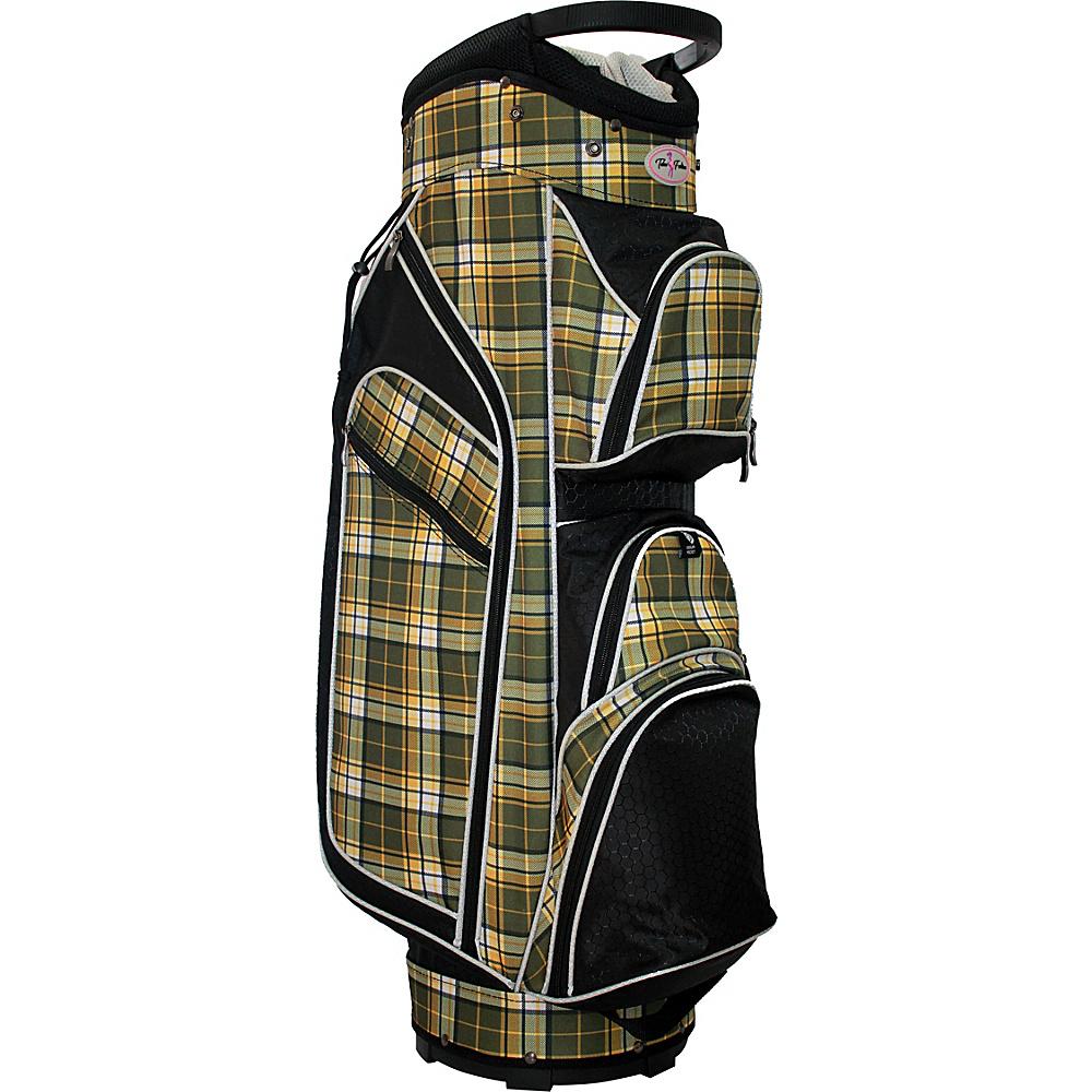 Taboo Fashions Monaco Lightweight Cart Bag Summer Lass - Taboo Fashions Golf Bags