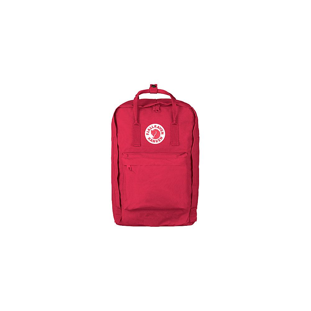 Fjallraven Kanken 17 Backpack Plum - Fjallraven Laptop Backpacks - Backpacks, Laptop Backpacks