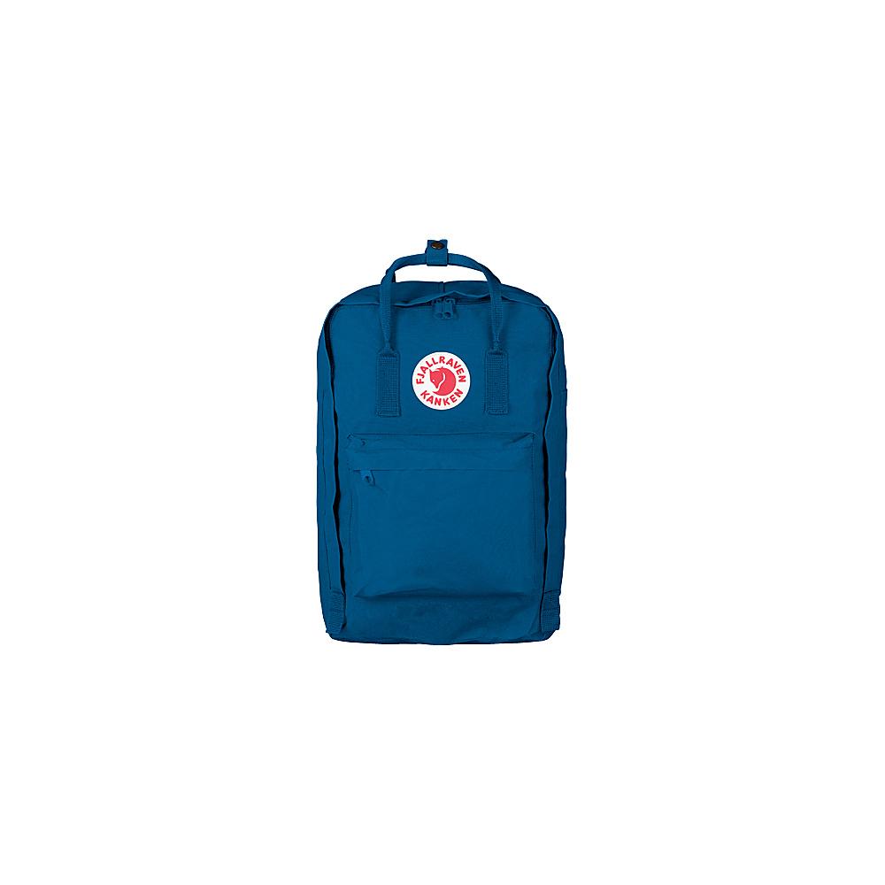 Fjallraven Kanken 17 Backpack Lake Blue - Fjallraven Laptop Backpacks - Backpacks, Laptop Backpacks