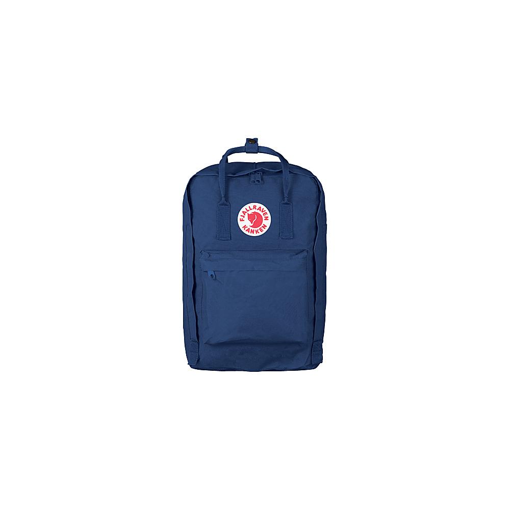Fjallraven Kanken 17 Backpack Royal Blue - Fjallraven Laptop Backpacks - Backpacks, Laptop Backpacks