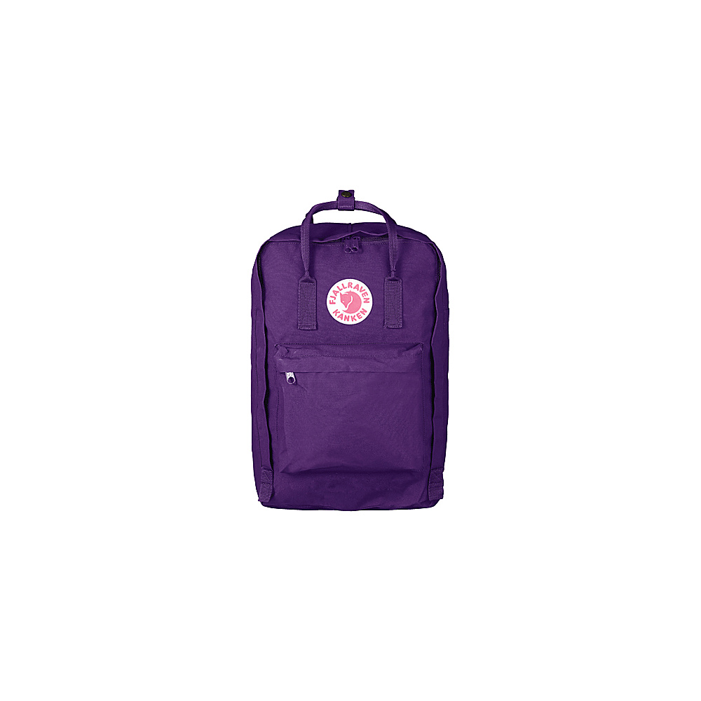 Fjallraven Kanken 17 Backpack Purple - Fjallraven Business & Laptop Backpacks - Backpacks, Business & Laptop Backpacks