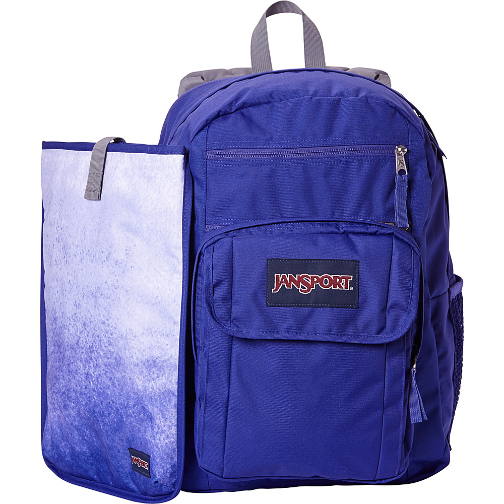 JanSport Digital Student Laptop Backpack- Sale Colors Ink Wash - JanSport Laptop Backpacks