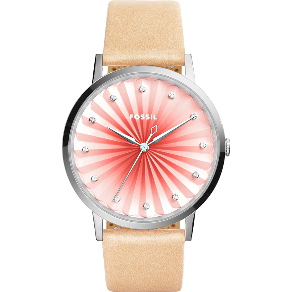 Fossil Vintage Muse Three-Hand Watch Brown - Fossil Watches - Fashion Accessories, Watches