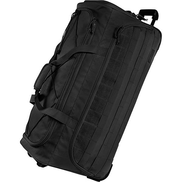 Highland Tactical 30 Quot Squad Large Tactical Rolling Duffel