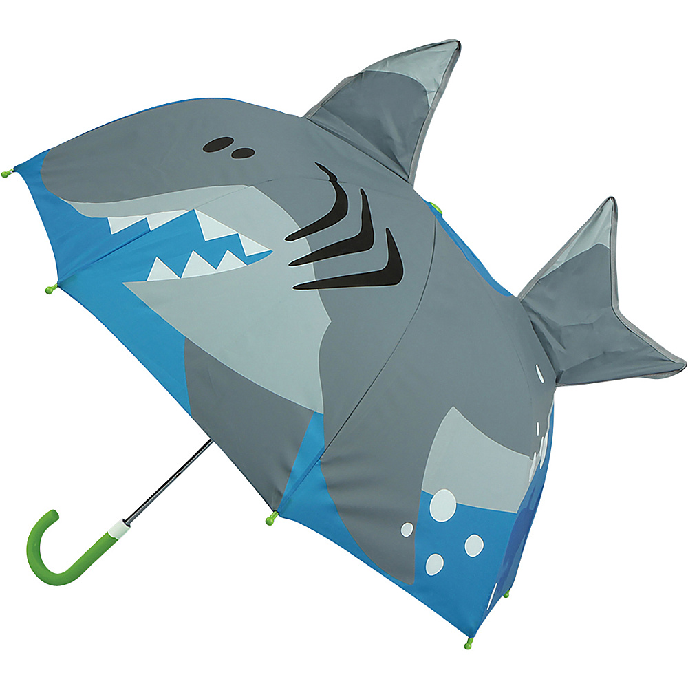 Stephen Joseph Kids Pop Up Umbrella Shark - Stephen Joseph Umbrellas and Rain Gear - Travel Accessories, Umbrellas and Rain Gear