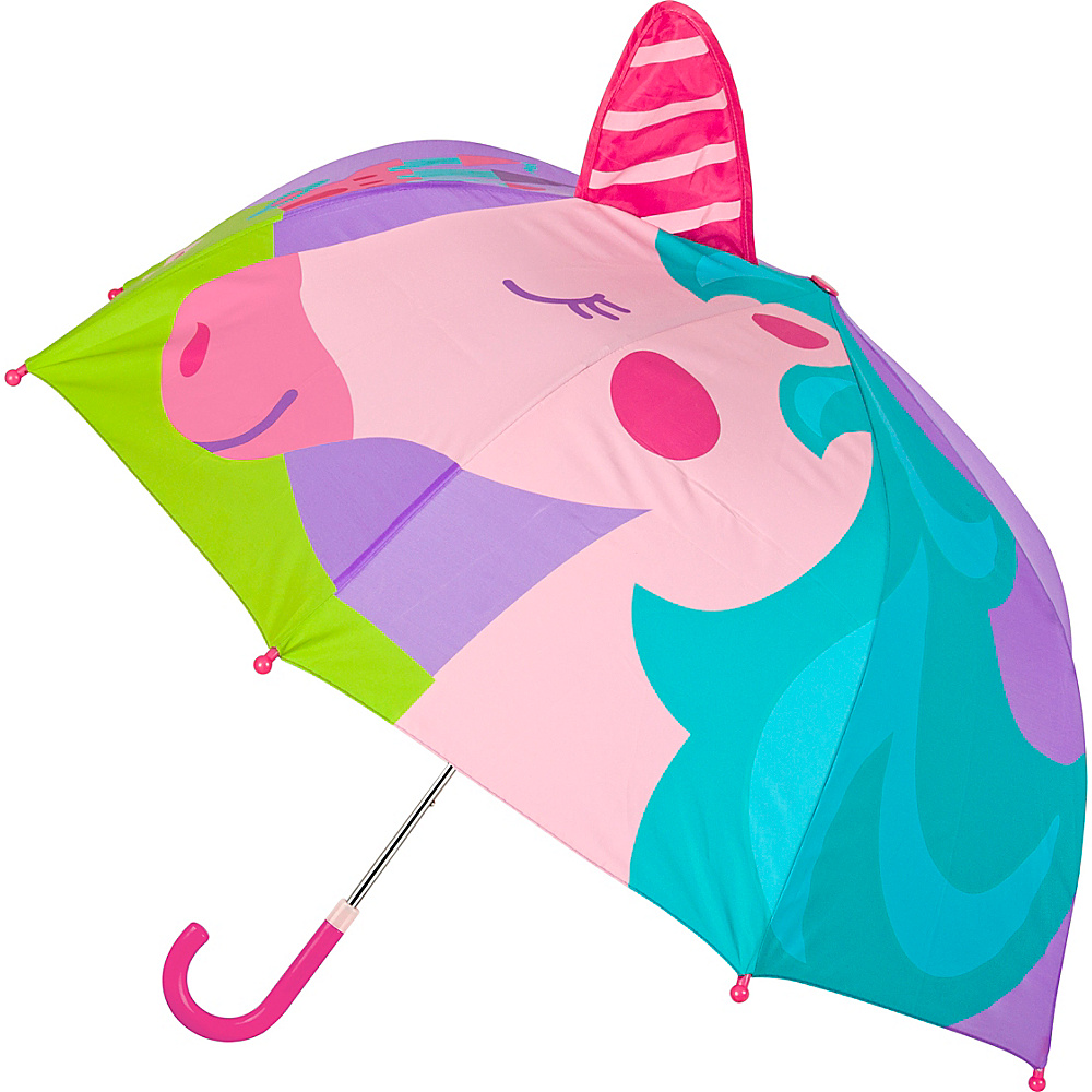 Stephen Joseph Kids Pop Up Umbrella Unicorn - Stephen Joseph Umbrellas and Rain Gear - Travel Accessories, Umbrellas and Rain Gear
