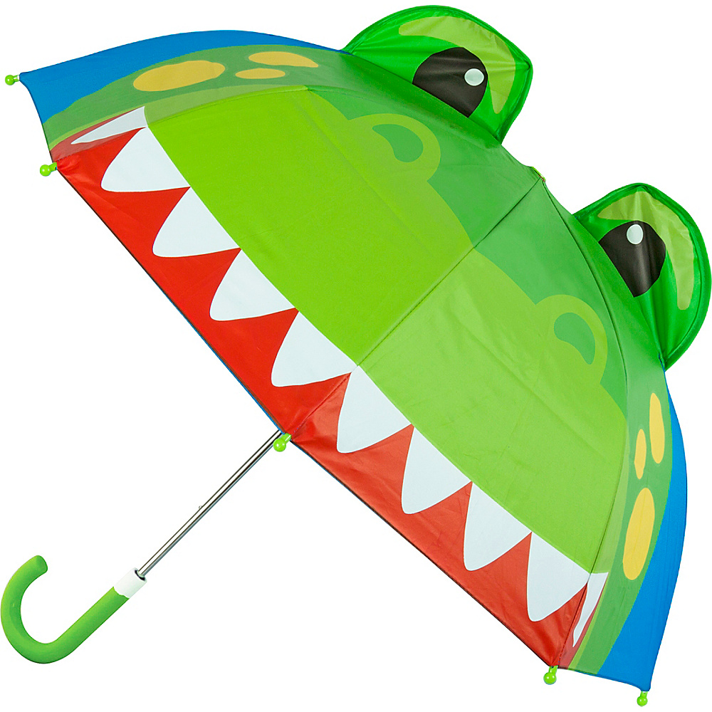 Stephen Joseph Kids Pop Up Umbrella Dino - Stephen Joseph Umbrellas and Rain Gear - Travel Accessories, Umbrellas and Rain Gear
