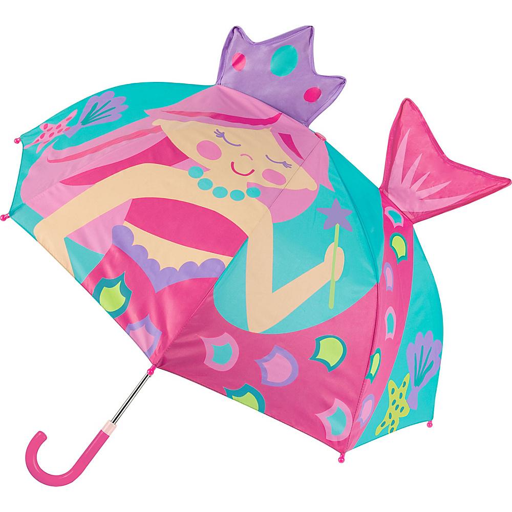 Stephen Joseph Kids Pop Up Umbrella Mermaid2 - Stephen Joseph Umbrellas and Rain Gear - Travel Accessories, Umbrellas and Rain Gear