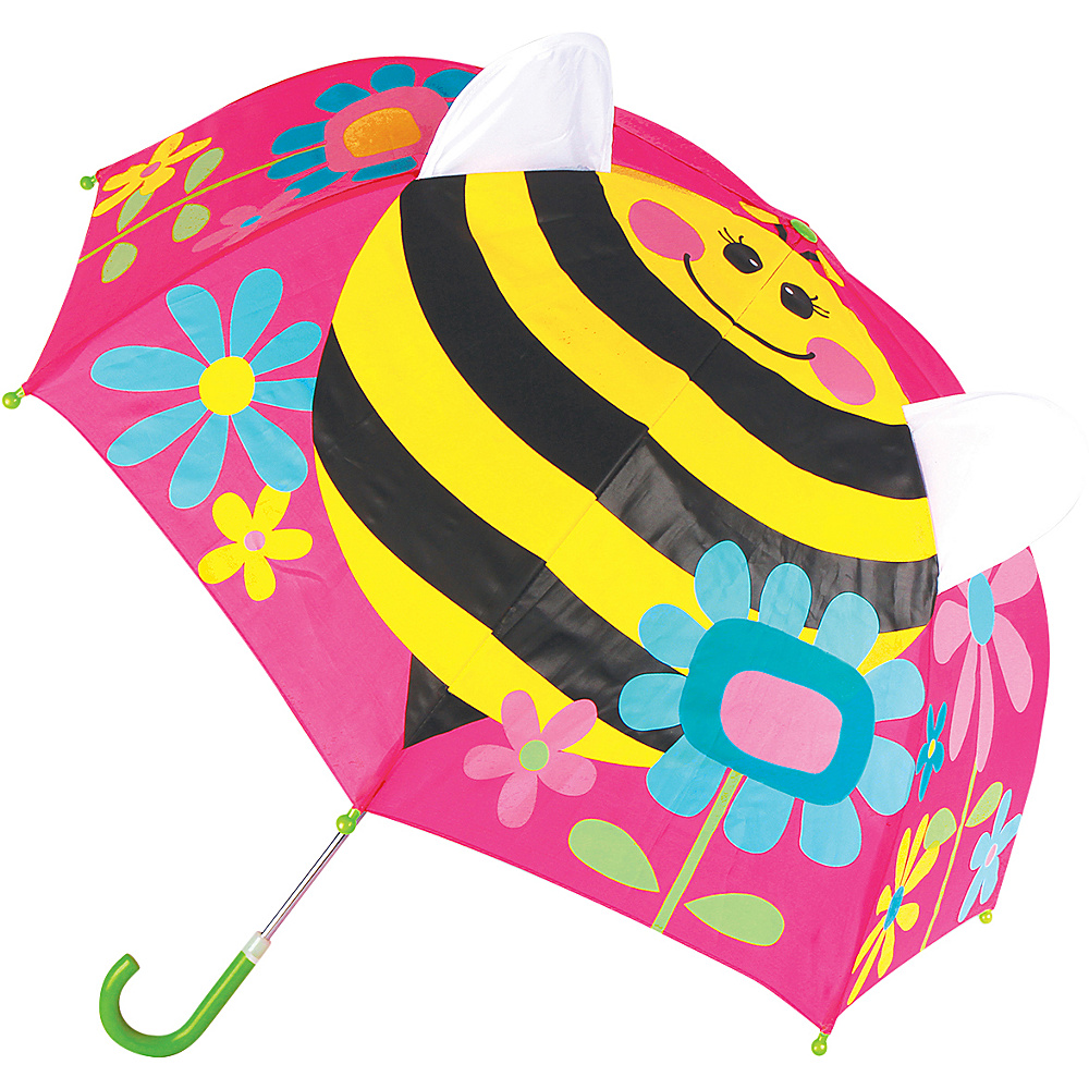 Stephen Joseph Kids Pop Up Umbrella Bee - Stephen Joseph Umbrellas and Rain Gear - Travel Accessories, Umbrellas and Rain Gear