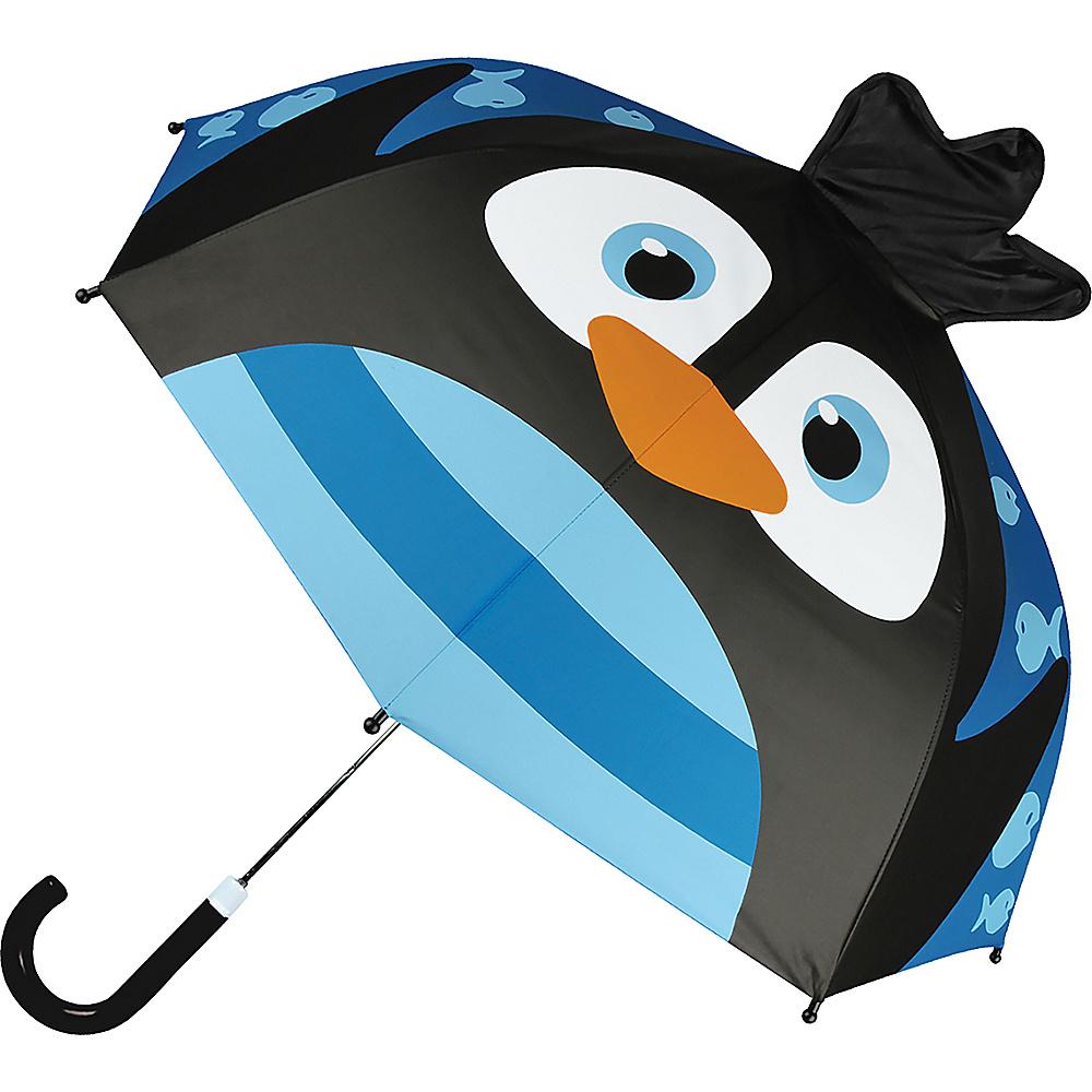 Stephen Joseph Kids Pop Up Umbrella Penguin - Stephen Joseph Umbrellas and Rain Gear - Travel Accessories, Umbrellas and Rain Gear