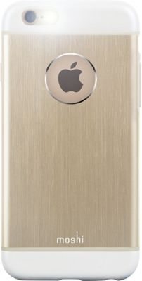 MOSHI iGlaze Armour iPhone 6 Phone Case Gold - MOSHI Electronic Cases