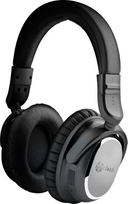 Naztech Naztech i9 Bluetooth Active Noise Cancelling Headphones Black - Naztech Headphones & Speakers