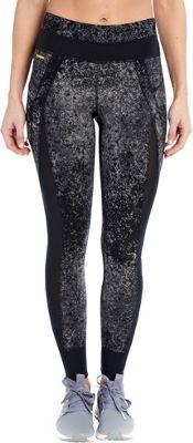 Lole Burst Ankle Leggings XS - Black Pointillism - Lole Women's Apparel